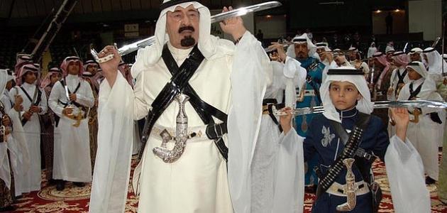 كم عدد أولاد الملك عبدالعزيز - موضوع