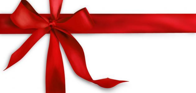 كيفية تغليف الهدايا