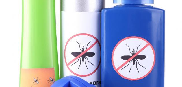 وسائل مكافحة البعوض