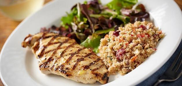 أفضل وجبة قبل التمرين