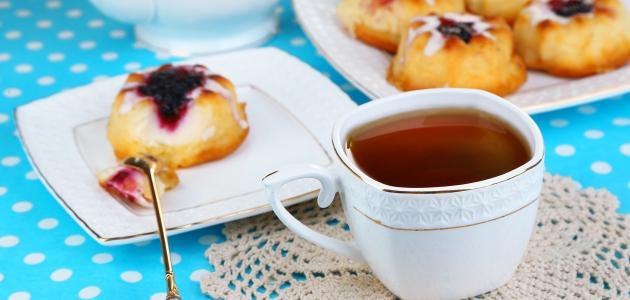 حلى بسكوت الشاي