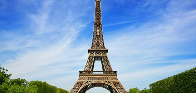 معلومات عن برج إيفل