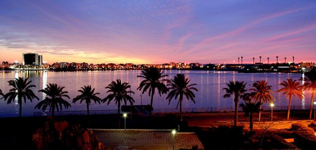 مدن ليبيا