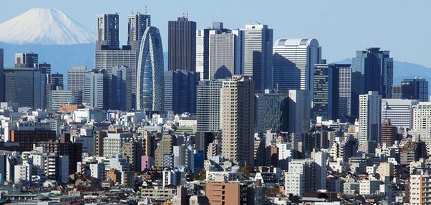 معلومات عن اليابان