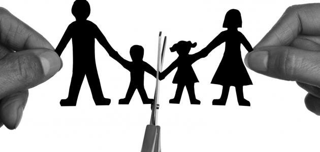 شروط وقوع الطلاق