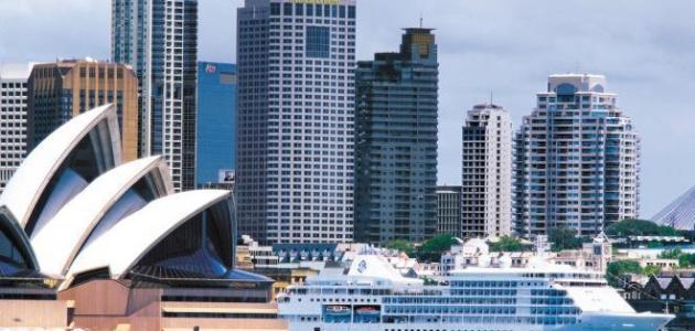 مدن أستراليا