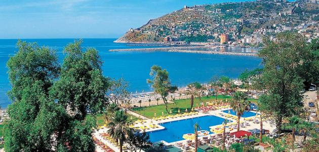 تركيا و السياحة