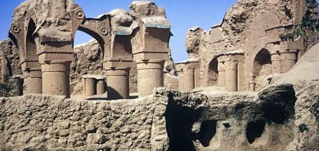 آثار أفغانستان التاریخية