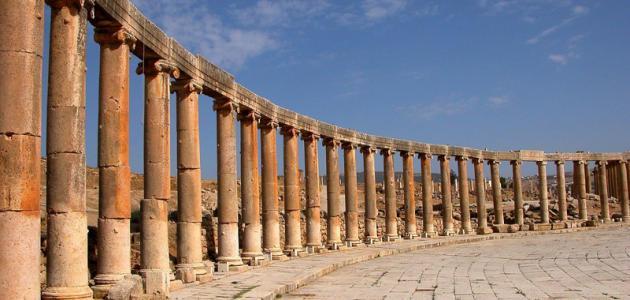 مدينة كنعانية قديمة