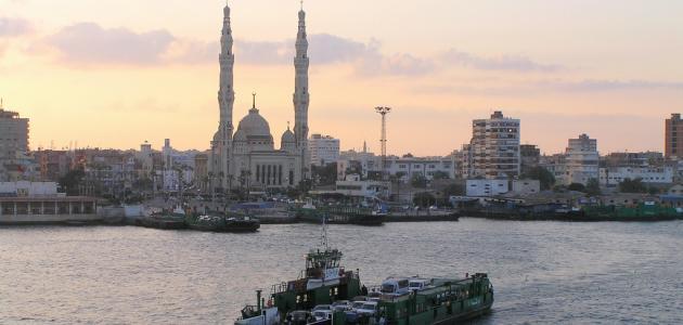 أين تقع محافظة بورسعيد