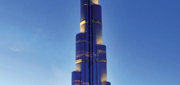 تقرير عن برج خليفة
