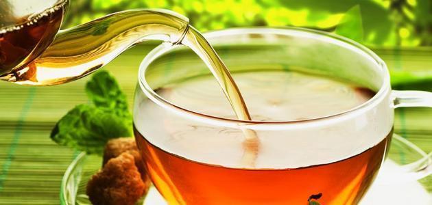 أضرار شرب الشاي