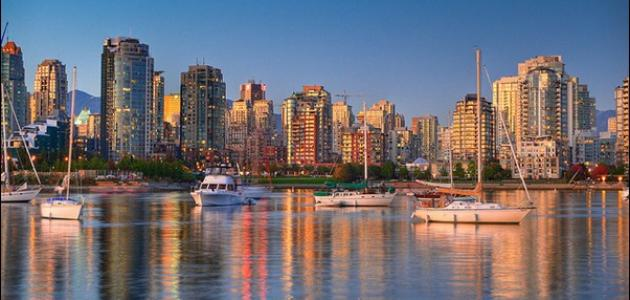 أجمل مدن كندا