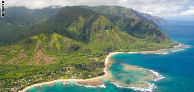 أفضل الجزر في العالم