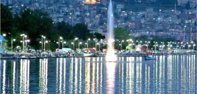 مدينة سامسون التركية
