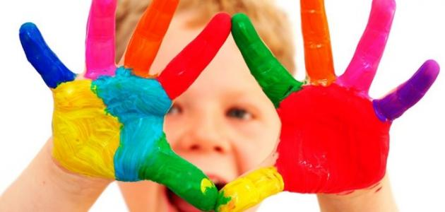 تأثير الألوان على شخصية الإنسان