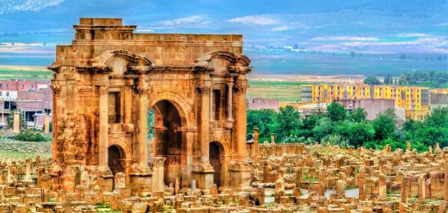 تاريخ الجزائر العام
