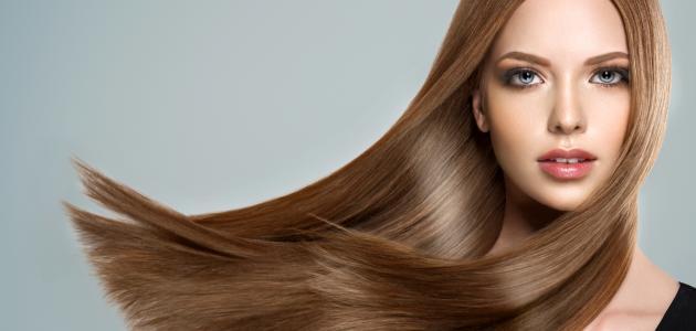 طريقة تطويل الشعر