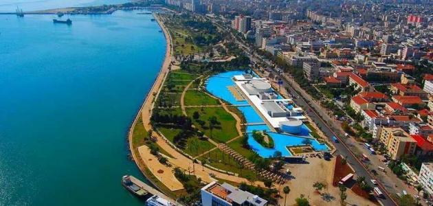 مدينة مرسين التركية