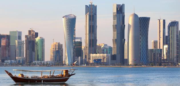 معالم قطر