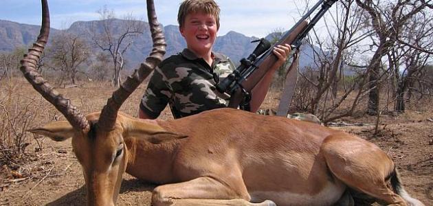 صيد الحيوانات