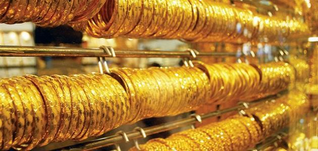 صناعة الذهب