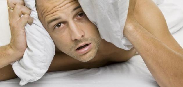 طريقة النوم بسرعة