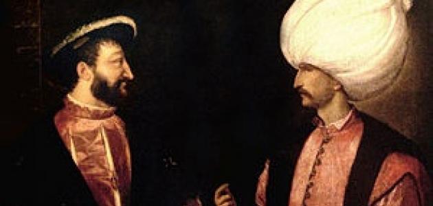 تاريخ الدولة العثمانية في عهد سليمان القانوني
