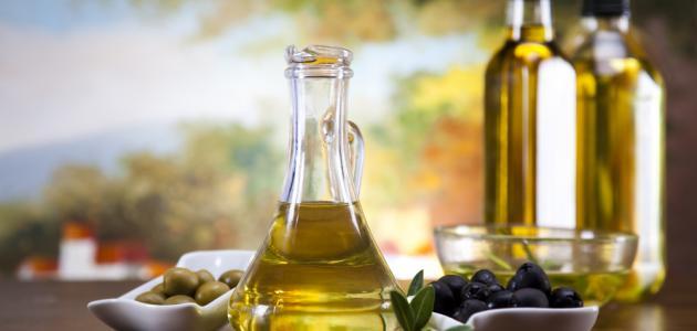 هل زيت الزيتون يزيد الوزن