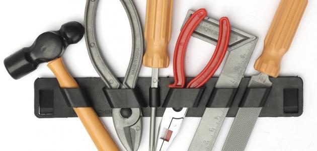 أدوات البناء