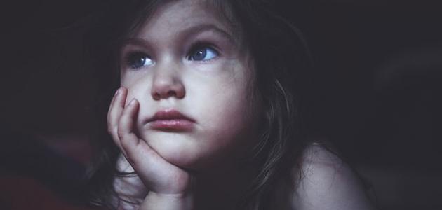 التبول اللاإردي عند الأطفال