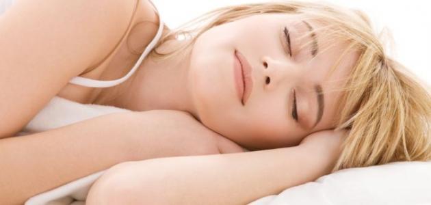 عدد ساعات النوم الصحي
