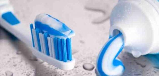 فوائد معجون الأسنان