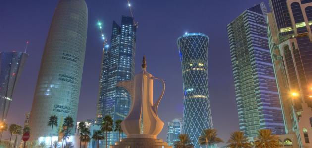 مدن قطر
