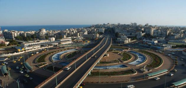 مدينة اللاذقية