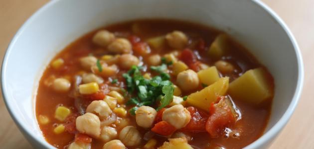 اكلات مغربية خفيفة