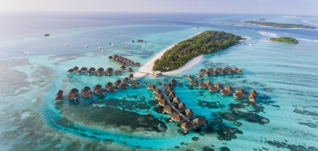 معلومات حول جزر المالديف