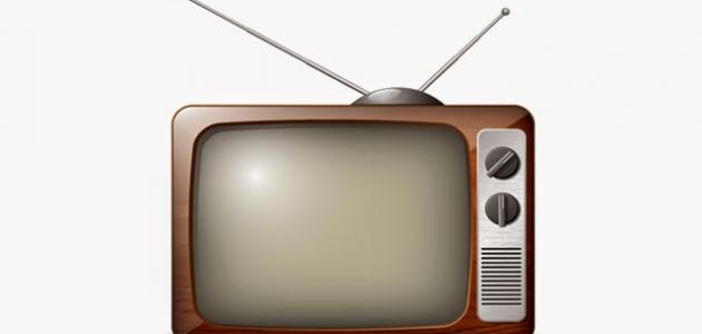 معلومات عن التلفاز
