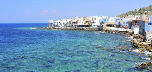 جزيرة كوس اليونانية