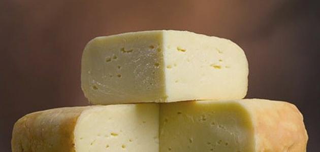 صنع الجبن