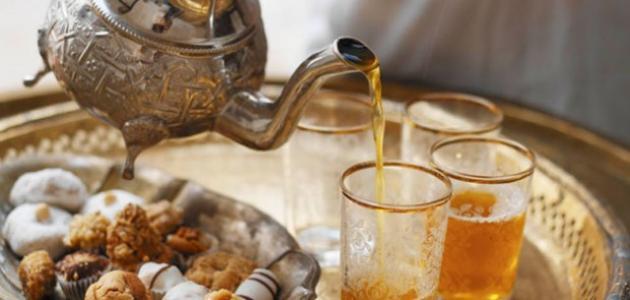 فوائد الشاي المغربي