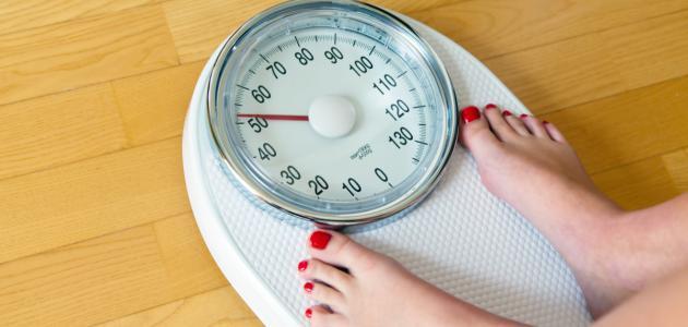 طريقة لتخفيف الوزن