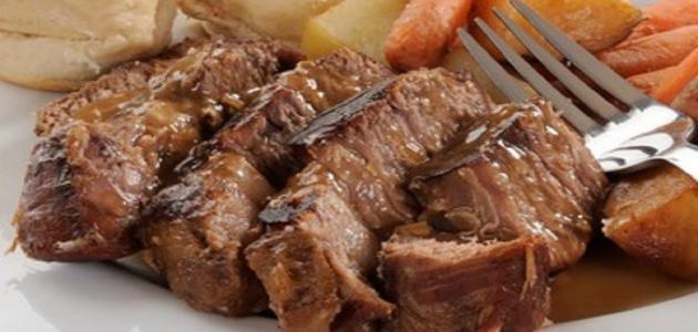 طريقة عمل عرق اللحم التربيانكو