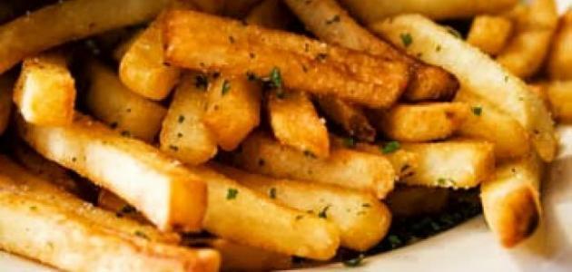 وصفات البطاطا