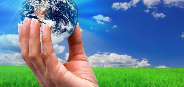 التوازن الطبيعي وحماية البيئة