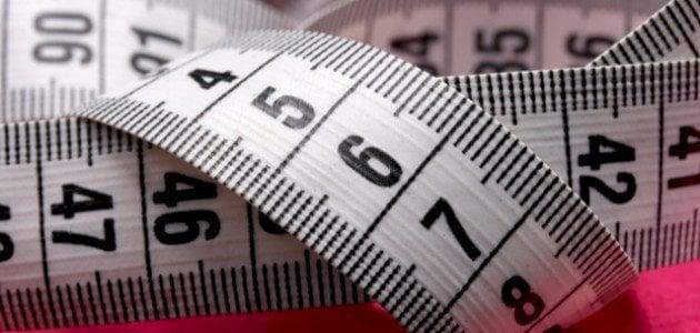 وحدات قياس الطول والمسافة