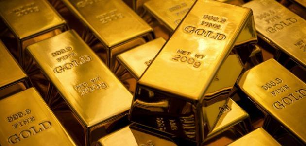 أسباب انخفاض سعر الذهب