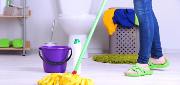 Image result for طرق تنظيف المنزل بالصور