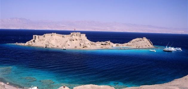 جزيرة فرعون