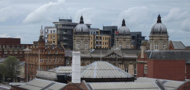 مدينة بريطانية